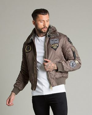 Kyro MA1 Flight Jacket