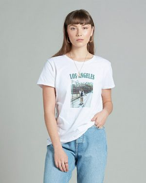 Womens Los Angeles T-Shirt